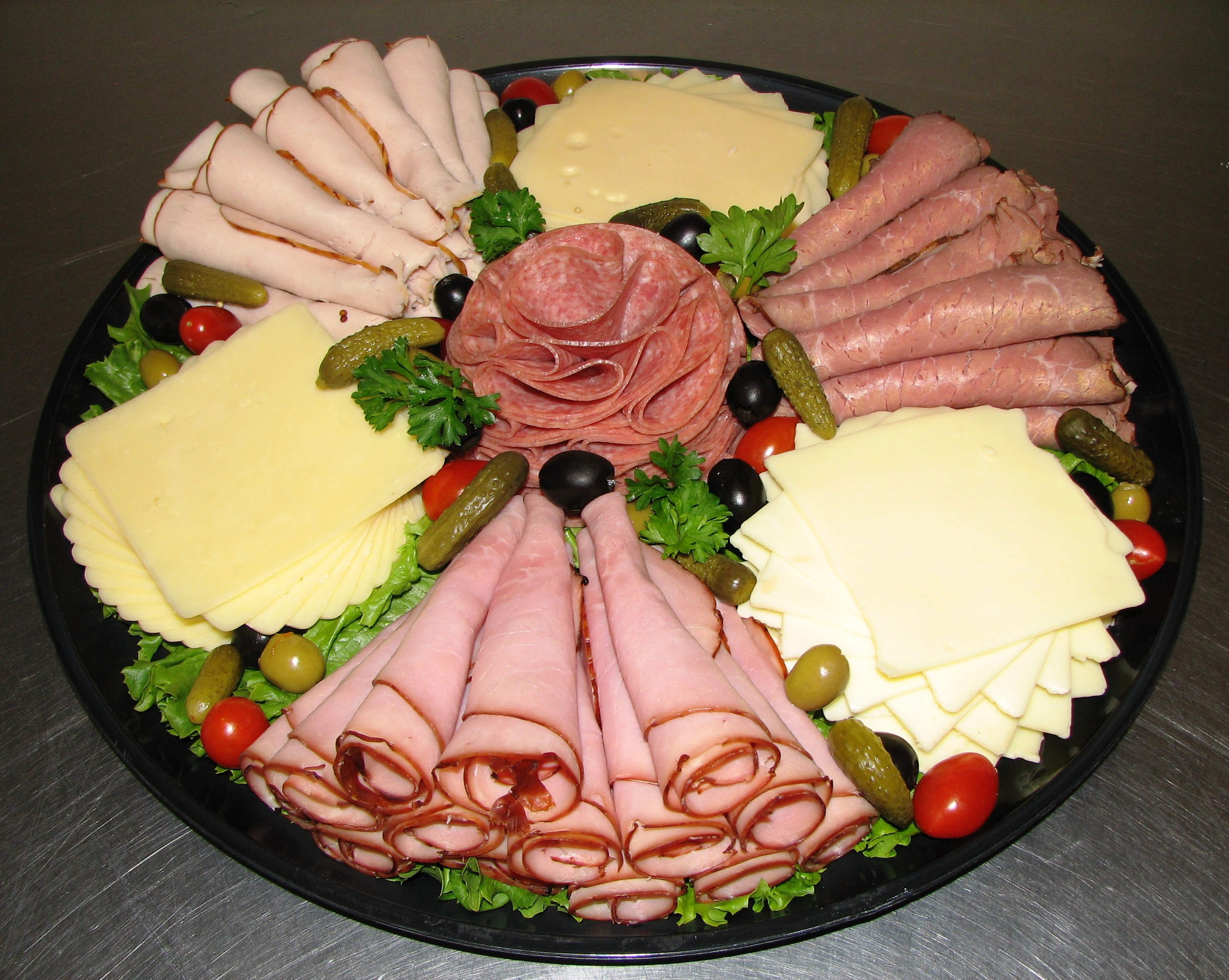 Atkins Farms Departments Catering