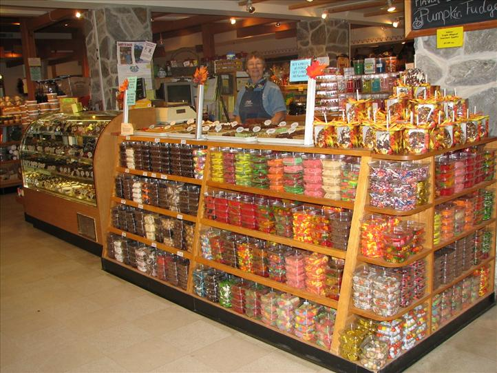Atkins Farms Candy Shop